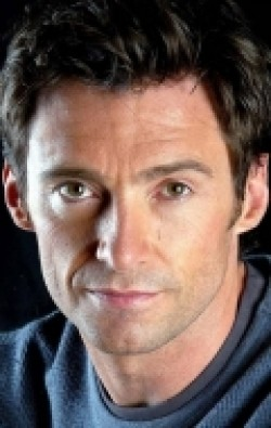 Actor, Producer Hugh Jackman - filmography and biography.