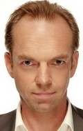 Actor, Producer Hugo Weaving - filmography and biography.
