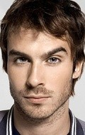 Actor, Producer Ian Somerhalder - filmography and biography.