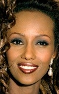 Actress, Producer Iman - filmography and biography.