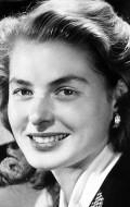 Actress, Producer Ingrid Bergman - filmography and biography.