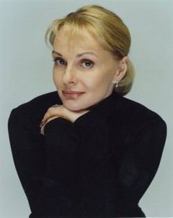 Actress Irina Tsyivina - filmography and biography.