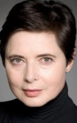 Actress, Director, Writer, Producer Isabella Rossellini - filmography and biography.