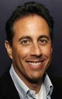 Actor, Director, Writer, Producer Jerry Seinfeld - filmography and biography.