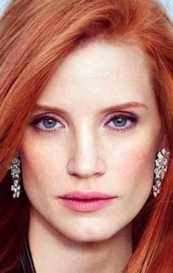 Actress, Producer Jessica Chastain - filmography and biography.
