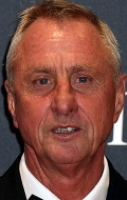Actor Johan Cruyff - filmography and biography.