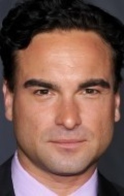 Actor, Producer Johnny Galecki - filmography and biography.