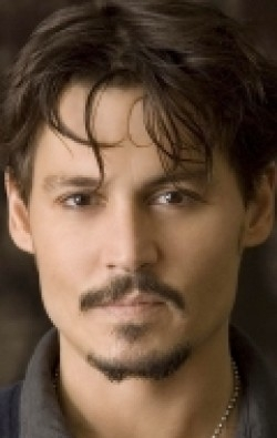 Actor, Director, Writer, Producer Johnny Depp - filmography and biography.