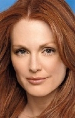 Actress, Producer Julianne Moore - filmography and biography.