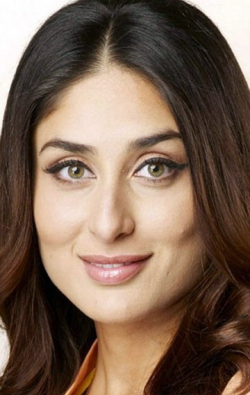 Actress Kareena Kapoor - filmography and biography.