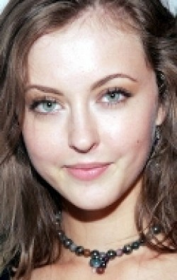 Actress Katharine Isabelle - filmography and biography.