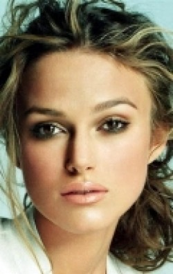 Actress, Producer Keira Knightley - filmography and biography.