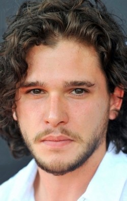 Actor Kit Harington - filmography and biography.