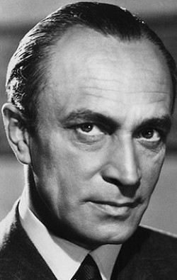 Actor, Director, Producer Conrad Veidt - filmography and biography.