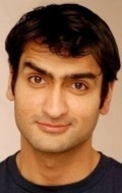Actor, Writer, Producer Kumail Nanjiani - filmography and biography.