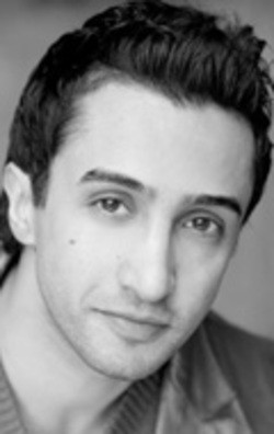 Actor Lewis Alsamari - filmography and biography.