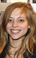 Actress Lizzie Brochere - filmography and biography.