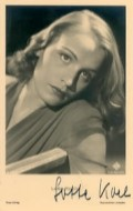 Actress Lotte Koch - filmography and biography.