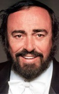 Actor Luciano Pavarotti - filmography and biography.