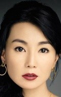 Actress Maggie Cheung - filmography and biography.