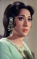 Actress Mala Sinha - filmography and biography.