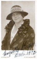 Actress Margarete Kupfer - filmography and biography.