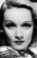 Actress Marlene Dietrich - filmography and biography.