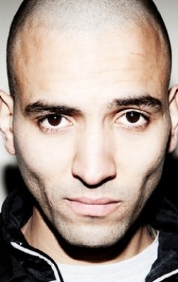 Actor Marwan Kenzari - filmography and biography.