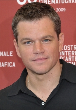 Matt Damon movies and biography.