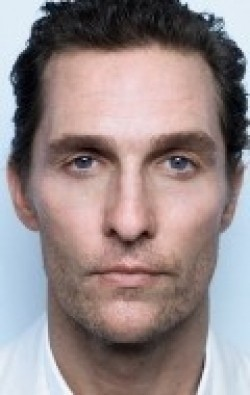 Actor, Director, Writer, Producer Matthew McConaughey - filmography and biography.