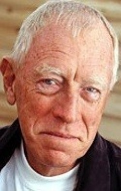Actor, Director Max von Sydow - filmography and biography.