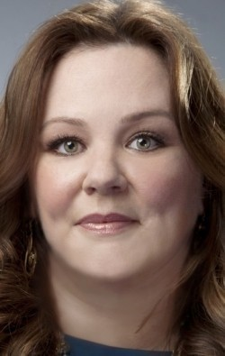 Actress, Director, Writer, Producer Melissa McCarthy - filmography and biography.