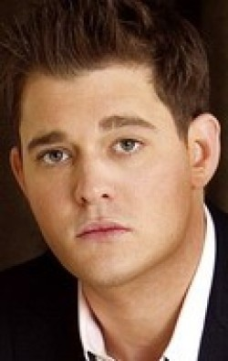 Actor, Writer, Producer, Composer Michael Buble - filmography and biography.