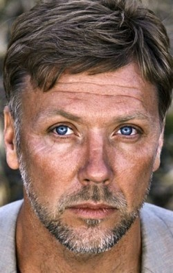 Actor Mikael Persbrandt - filmography and biography.