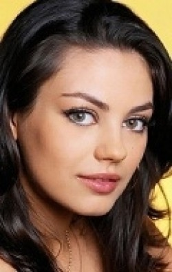 Actress, Producer Mila Kunis - filmography and biography.