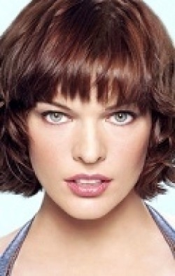 Actress, Producer, Composer Milla Jovovich - filmography and biography.