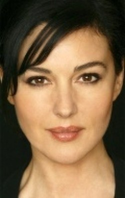 Actress Monica Bellucci - filmography and biography.