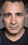 Actor, Director, Writer, Editor Moshe Ivgy - filmography and biography.