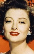 Actress Myrna Loy - filmography and biography.
