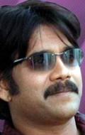 Actor, Producer Nagarjuna Akkineni - filmography and biography.