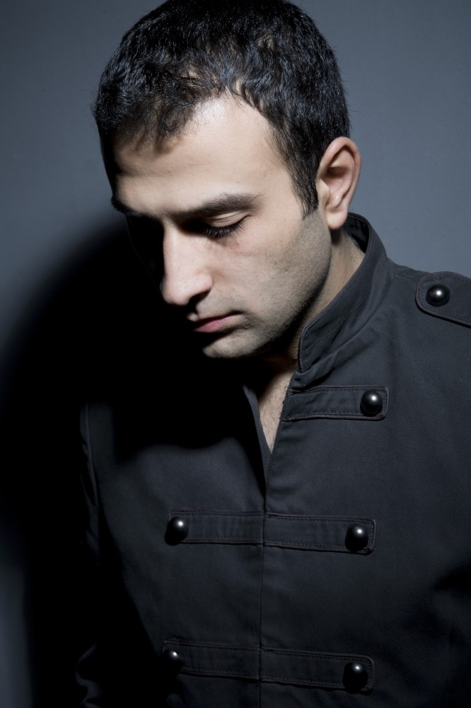 Actor Narek Nersisyan - filmography and biography.