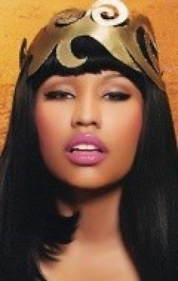 Actress, Writer, Producer, Composer Nicki Minaj - filmography and biography.