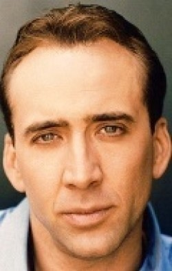 Actor, Director, Producer Nicolas Cage - filmography and biography.