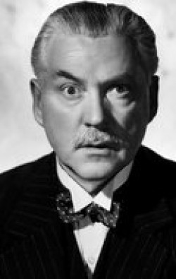 Actor Nigel Bruce - filmography and biography.