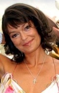 Actress Oksana Korostyshevskaya - filmography and biography.