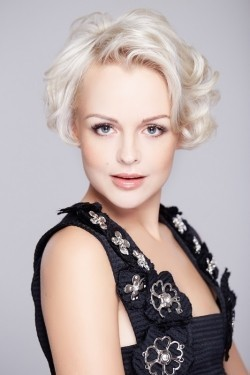 Actress Olga Lukyanenko - filmography and biography.