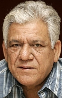 Actor Om Puri - filmography and biography.