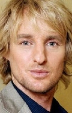Actor, Writer, Producer Owen Wilson - filmography and biography.