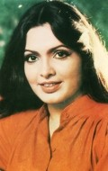 Actress Parveen Babi - filmography and biography.
