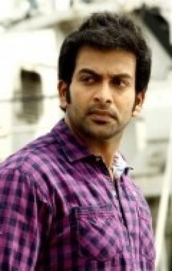 Actor, Producer Prithviraj Sukumaran - filmography and biography.